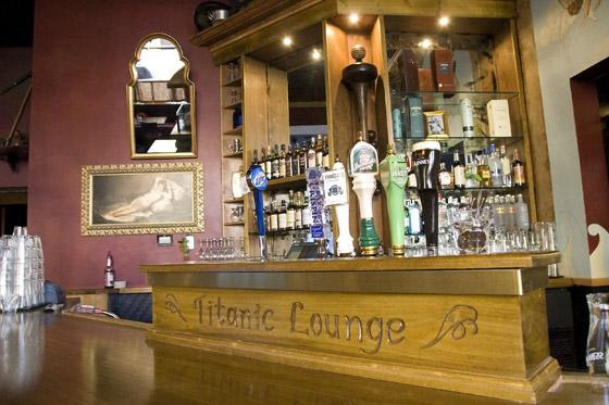 The Malahide Style Bar